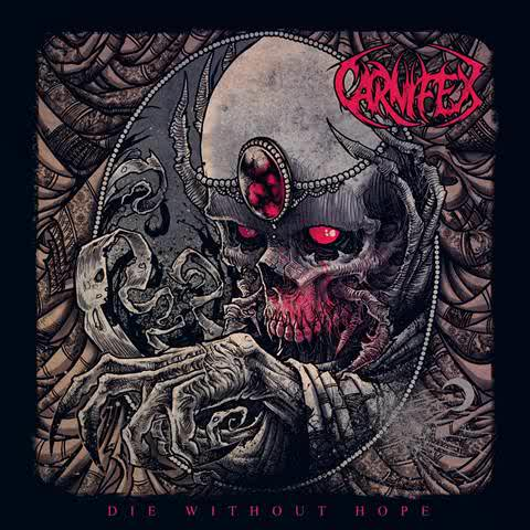 CARNIFEX - Die Without Hope cover