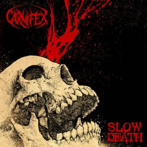 CARNIFEX - Slow Death cover