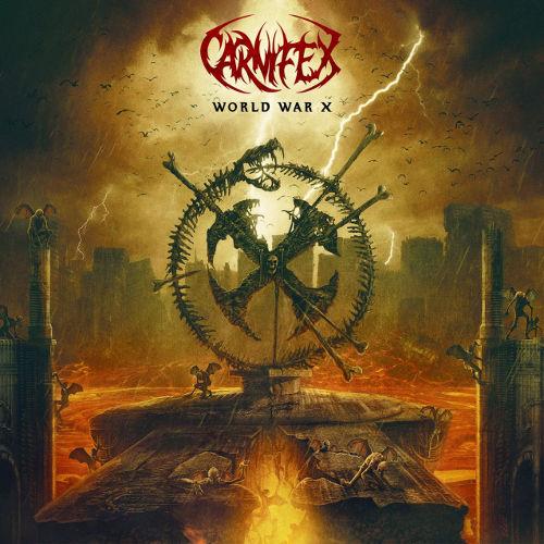 CARNIFEX - World War X cover
