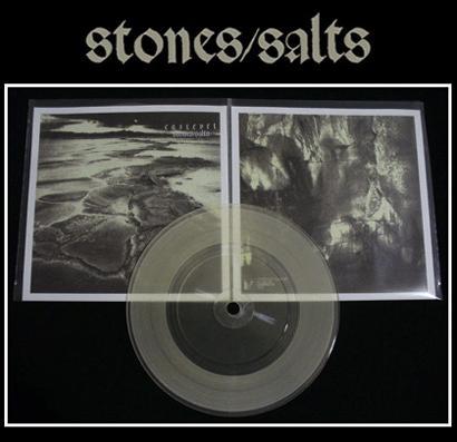 CASTEVET - Stones/Salts cover