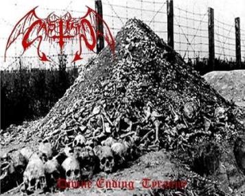 CASTIGO - Divine Ending Tyranny cover