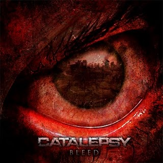 CATALEPSY - Bleed cover
