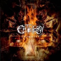 CATALEPSY - Iniquity cover