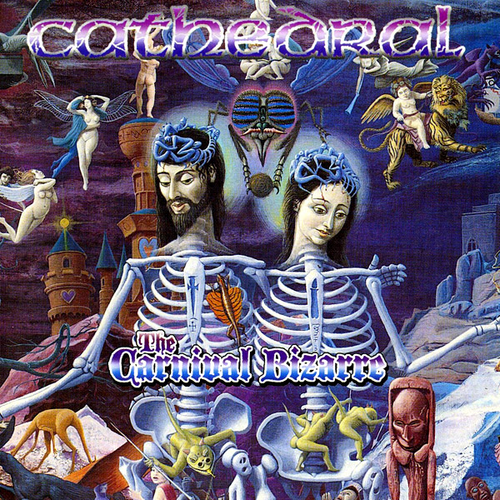 CATHEDRAL - The Carnival Bizarre cover