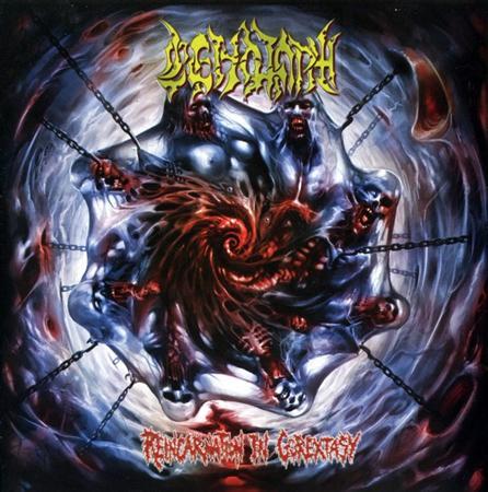 CENOTAPH - Reincarnation in Gorextasy cover