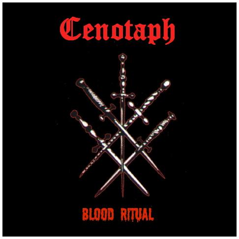 CENOTAPH - Blood Ritual cover