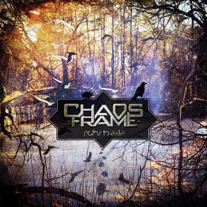 CHAOS FRAME - Paths to Exile cover