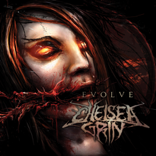 CHELSEA GRIN - Evolve cover