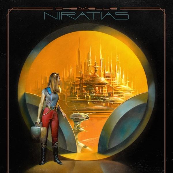 CHEVELLE - Niratias cover