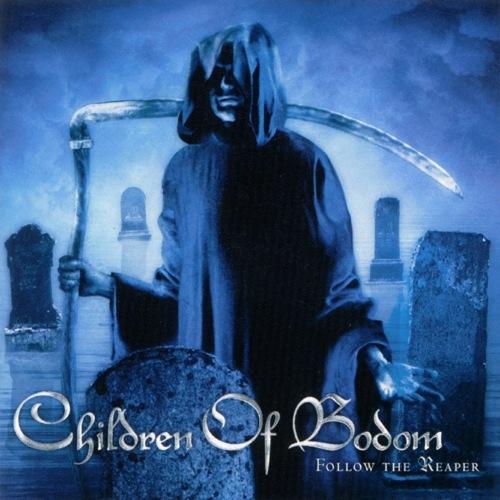 CHILDREN OF BODOM - Follow the Reaper cover