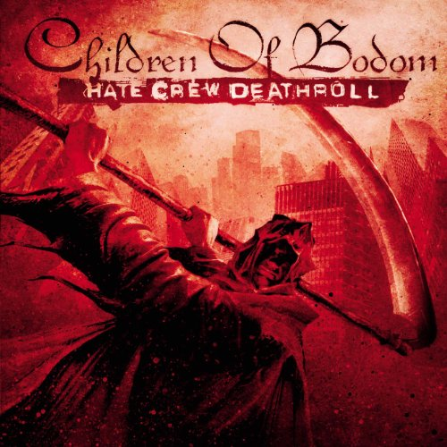 CHILDREN OF BODOM - Hate Crew Deathroll cover