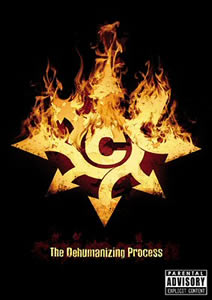 CHIMAIRA - The Dehumanizing Process cover