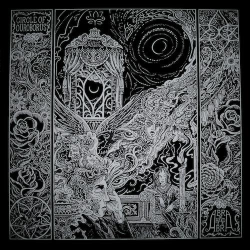 CIRCLE OF OUROBORUS - Abrahadabra cover