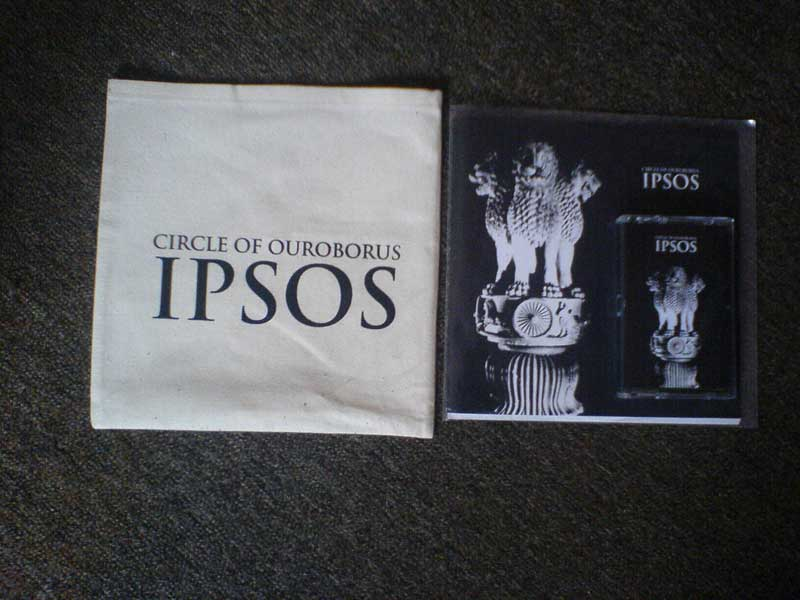 CIRCLE OF OUROBORUS - IPSOS cover