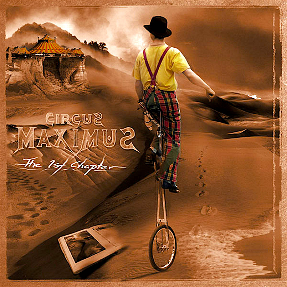 CIRCUS MAXIMUS - The 1st Chapter cover