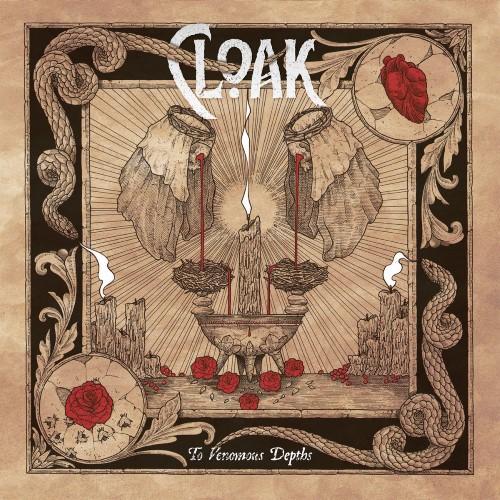 CLOAK (GA) - To Venomous Depths cover