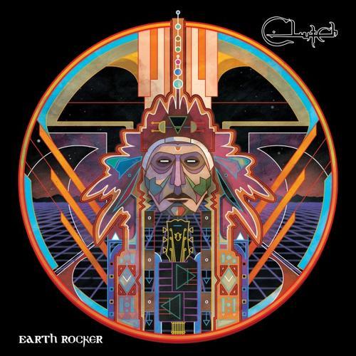 CLUTCH - Earth Rocker cover