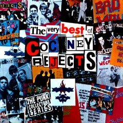 COCKNEY REJECTS - The Very Best of Cockney Rejects cover