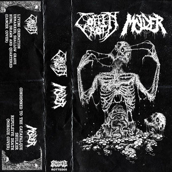 COFFIN ROT - Coffin Rot / Molder cover