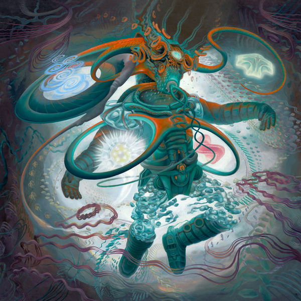COHEED AND CAMBRIA - The Afterman: Ascension cover