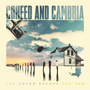 COHEED AND CAMBRIA - The Color Before the Sun cover