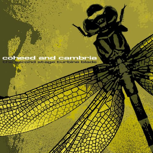 COHEED AND CAMBRIA - The Second Stage Turbine Blade cover