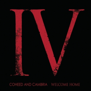 COHEED AND CAMBRIA - Welcome Home cover