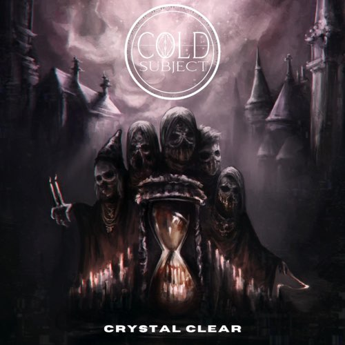COLD SUBJECT - Crystal Clear cover