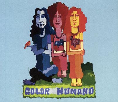 COLOR HUMANO - Vol. 2 cover