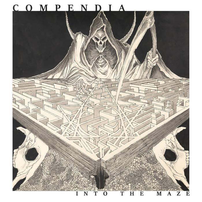 COMPENDIA - Into The Maze cover