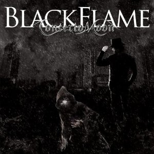 CONCERTO MOON - Black Flame cover