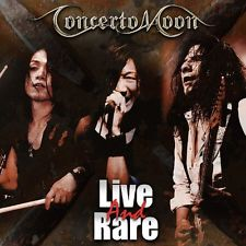 CONCERTO MOON - Live and Rare cover