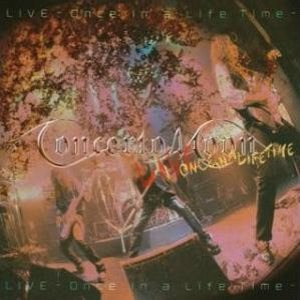 CONCERTO MOON - Live - Once in a Life Time cover