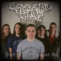 CONDUCTING FROM THE GRAVE - Breathe the Blackened Sky cover