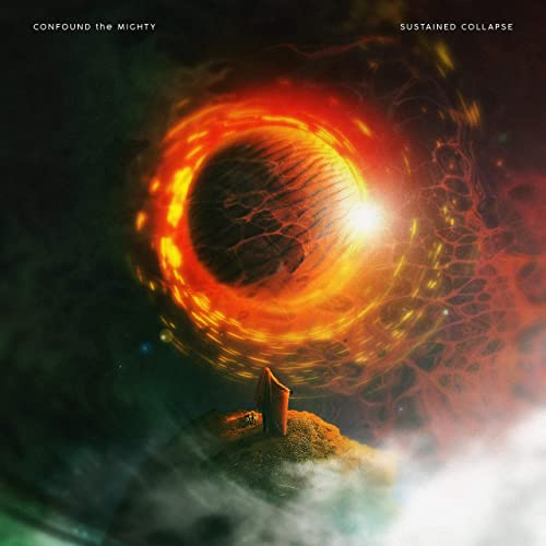 CONFOUND THE MIGHTY - Sustained Collapse cover