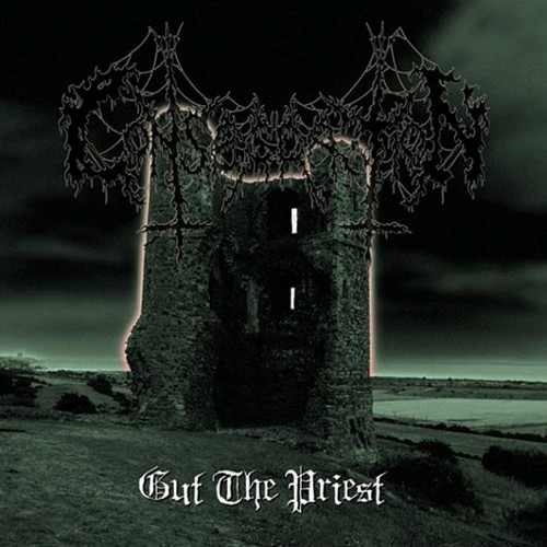 CONSECRATION - Gut The Priest cover