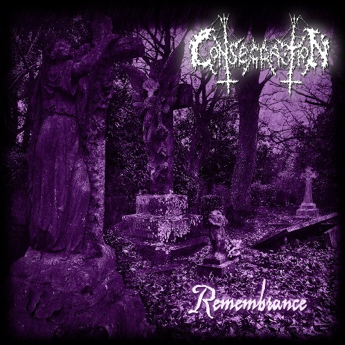 CONSECRATION - Rememberance cover