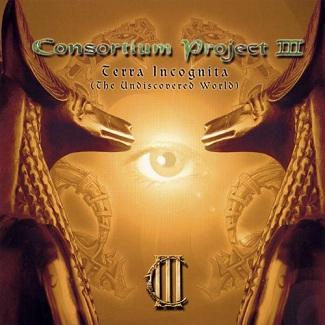 CONSORTIUM PROJECT - Consortium Project III: Terra Incognita (The Undiscovered World) cover