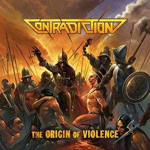 CONTRADICTION - The Origin of Violence cover