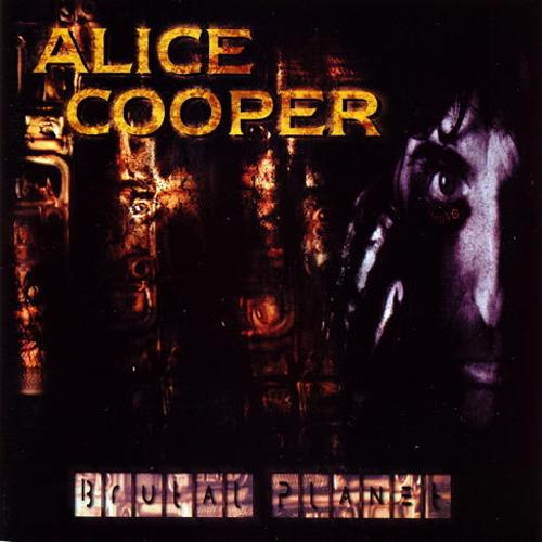 ALICE COOPER - Brutal Planet cover