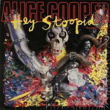 ALICE COOPER - Hey Stoopid cover