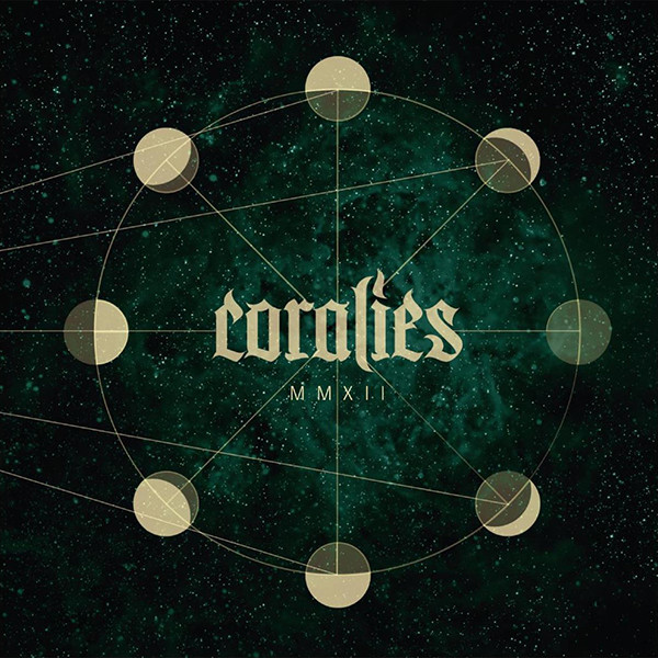 CORALIES - MMXII cover