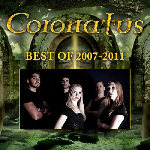 CORONATUS - Best of 2007-2011 cover