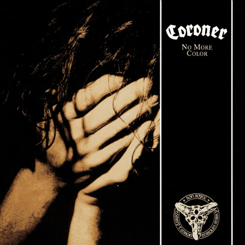 CORONER - No More Color cover
