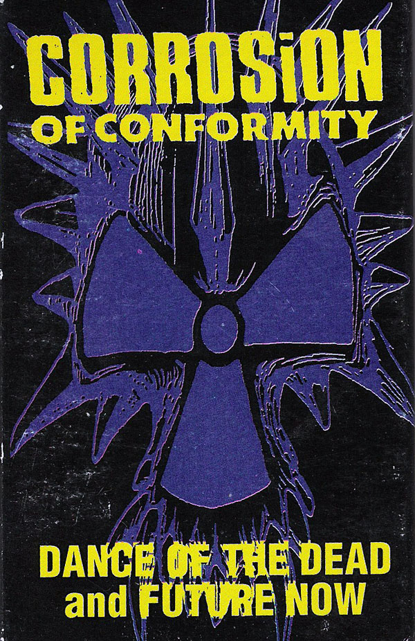CORROSION OF CONFORMITY - Dance of the Dead / Future Now cover