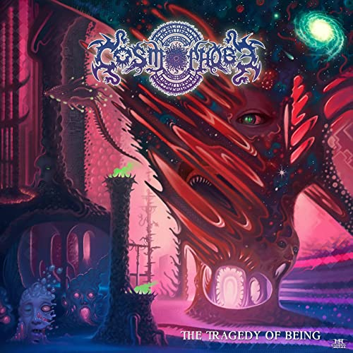COSMOPHOBE - The Tragedy Of Being cover