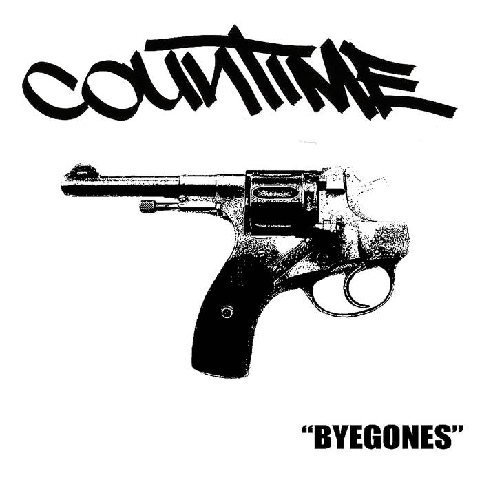 COUNTIME - Byegones cover