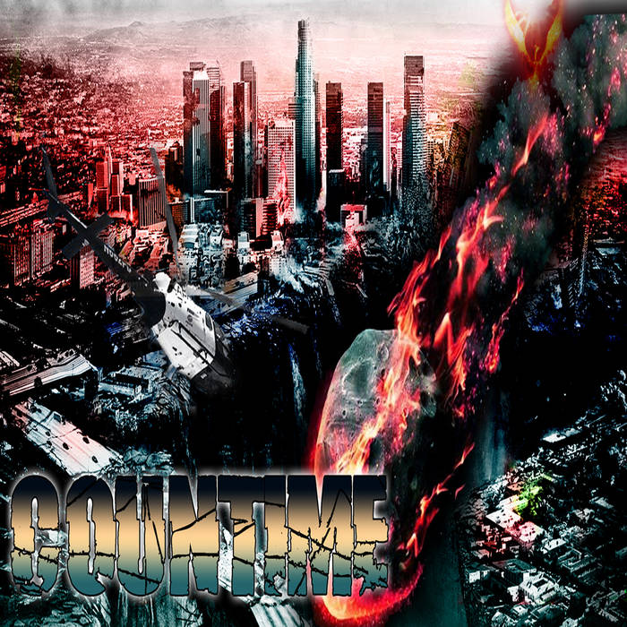 COUNTIME - It Is What It Is cover