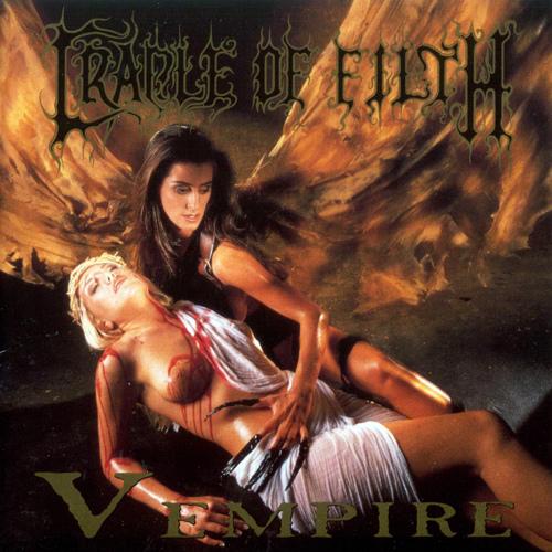 CRADLE OF FILTH - V Empire or Dark Faerytales in Phallustein cover