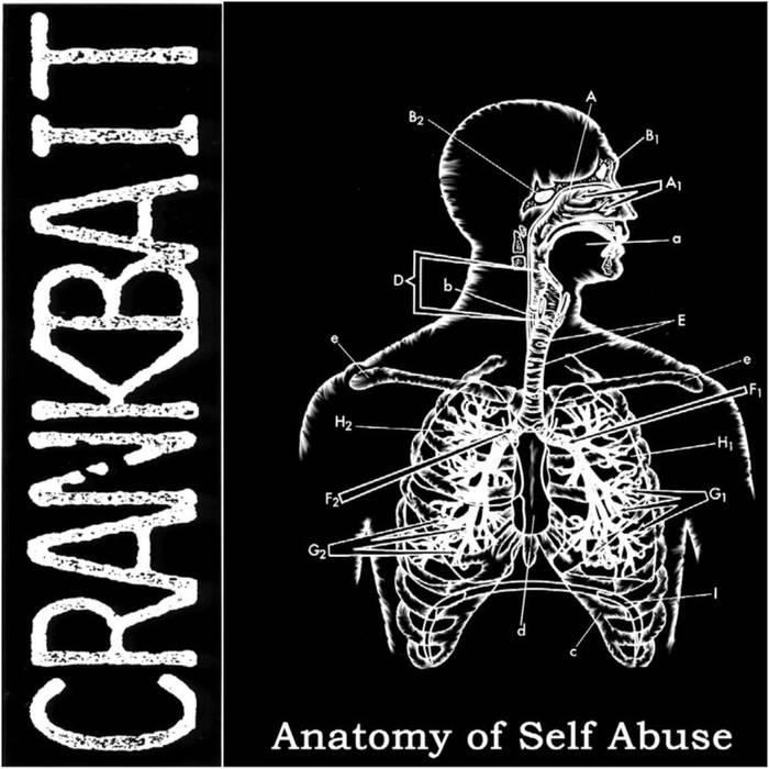 CRANKBAIT - Anatomy Of Self Abuse cover